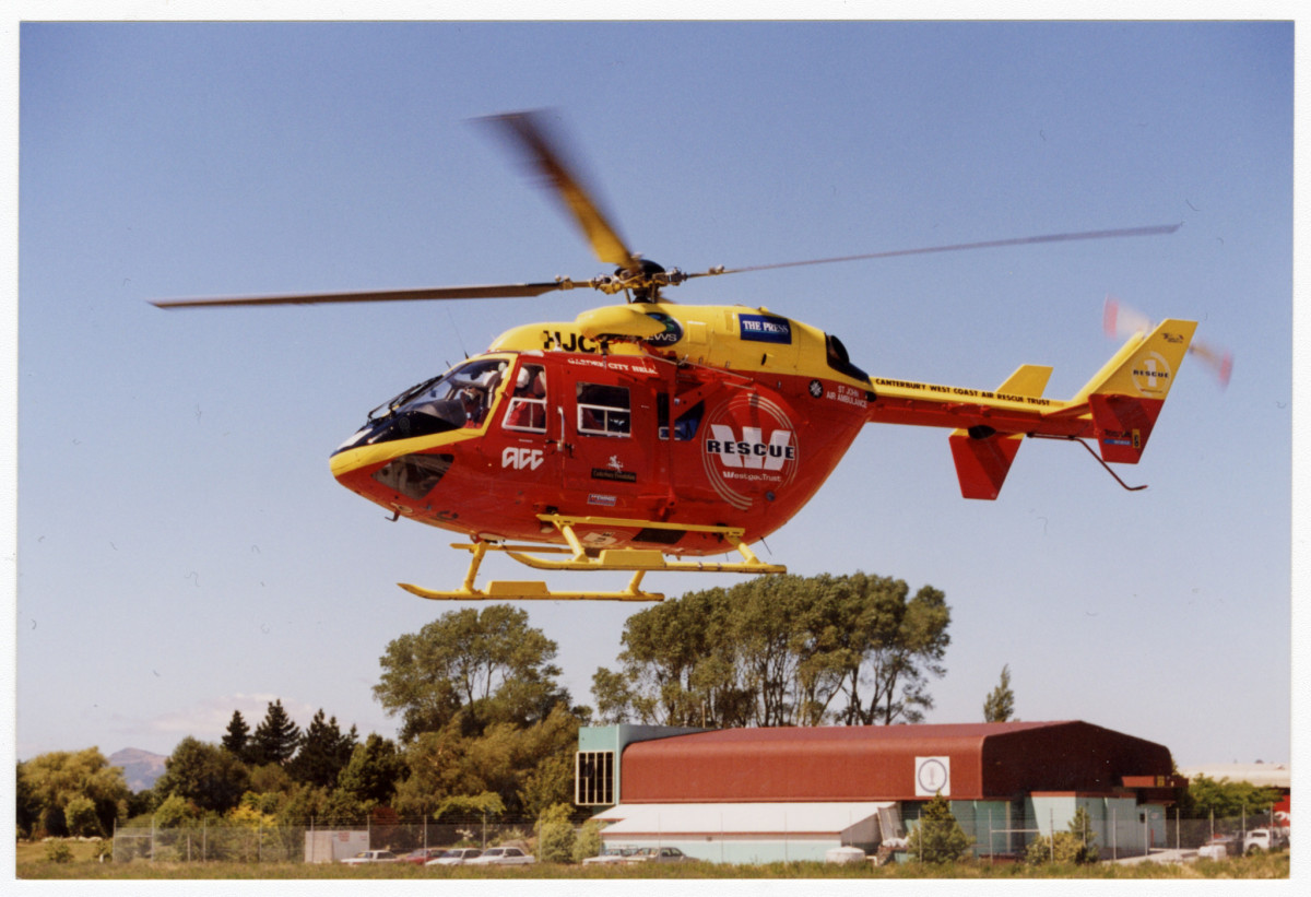 Westpac Rescue Helicopter | discoverywall nz